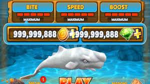 تحميل Hungry Shark Evolution 7.4.0 مهكرة للاندرويد