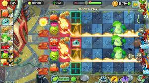 تحميل لعبة Plants vs Zombies 2 لـ اندرويد [مهكرة + APK]