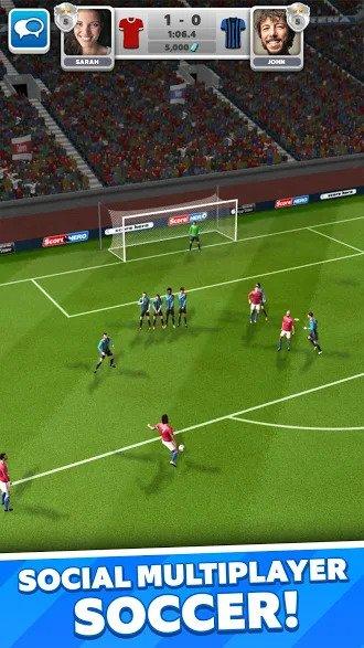 تحميل لعبة Score! Match APK مهكرة (اموال لانهاية MOD) للاندرويد