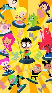 تحميل لعبة ابطال التايتنز انطلقوا Teen Titans GO Figure مهكرة