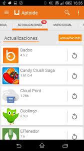 تحميل برنامج ابتويد Aptoide اخر اصدار للاندرويد