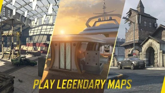 Call of Duty: Mobile 1.0.11 APK + OBB لـ اندرويد [اخر اصدار]