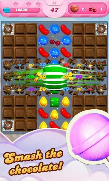 تحميل Candy Crush Saga [مهكرة] للاندرويد