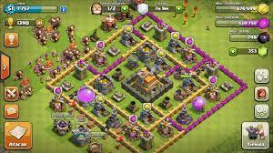 تحميل Clash of Clans 13.369.18 مهكرة مجوهرات غير محدودة