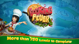 تحميل Cooking Fever – حمى الطهى مهكرة للاندرويد
