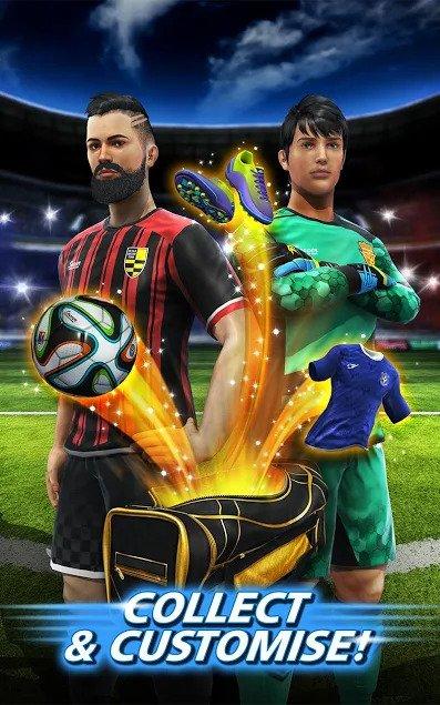 تحميل لعبة Football Strike 1.17.0 مهكرة للاندرويد