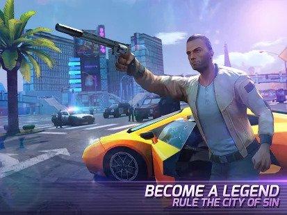 تحميل Gangstar Vegas – مهكرة [اخر اصدار] للاندرويد