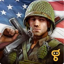 تحميل لعبة Frontline Commando D day 3.0.4 مهكرة للاندرويد