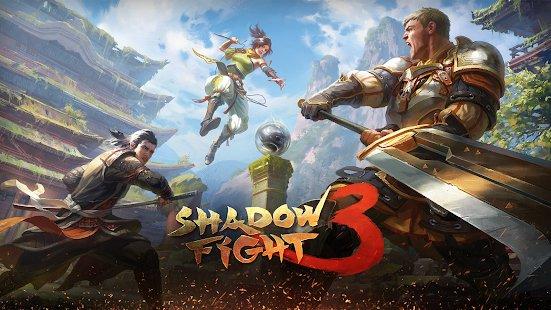 تحميل لعبة Shadow Fight 3  [مهكرة] لـ اندرويد