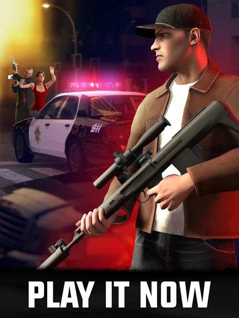 تحميل Sniper 3D Gun Shooter 3.10.1 [مهكرة ] للاندرويد