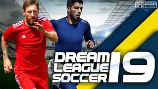 تحميل dream league soccer 2019 دريم ليج مهكرة للاندرويد