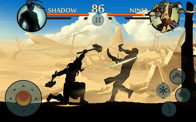 تحميل Shadow Fight 2 [مهكرة + APK] لـ اندرويد