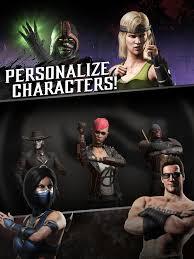 تحميل Mortal Kombat X — مهكرة [اخر اصدار + APK] للاندرويد