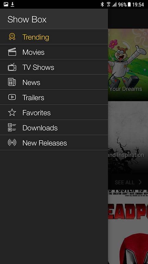 تحميل Showbox — مشاهدة وتحميل الأفلام [اخر اصدار + APK] للاندرويد