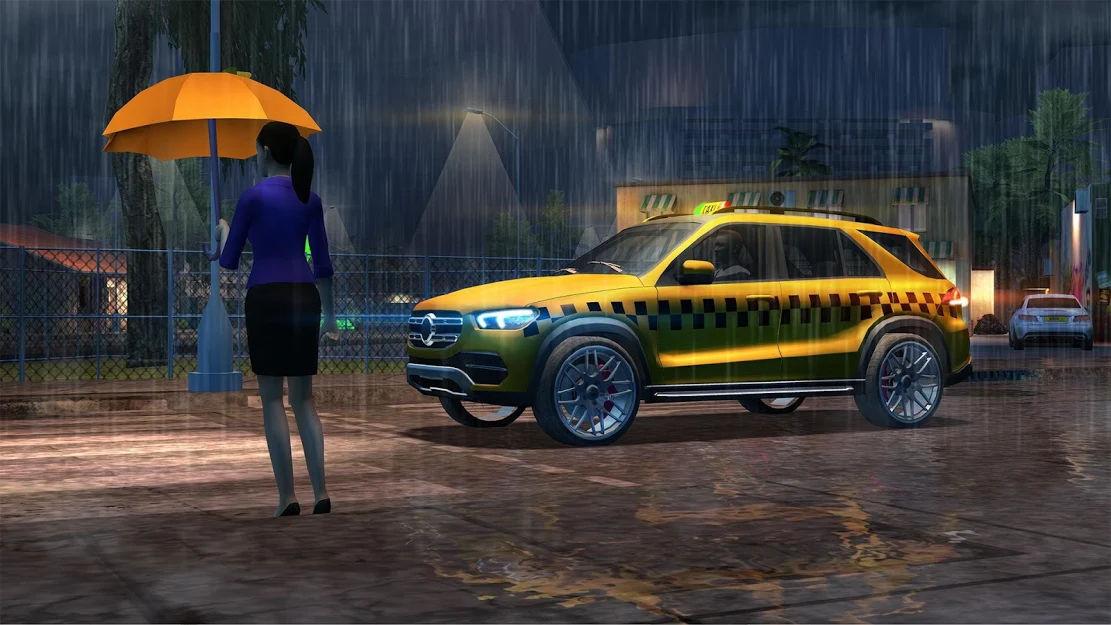 تحميل Taxi Sim 2020 1.2.8 – [مهكرة + APK] لـ اندرويد