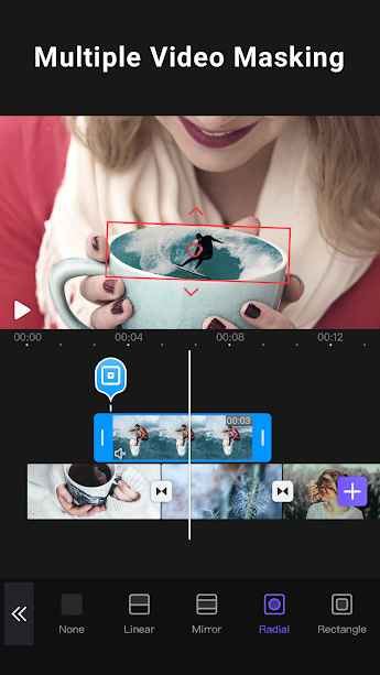 تحميل برنامج Videoleap – محرر فيديو احترافي APK للاندرويد