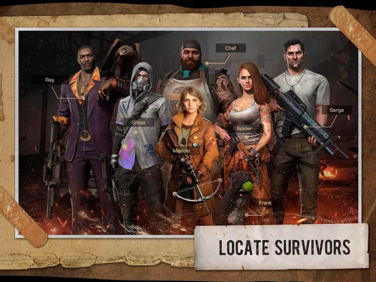 تحميل لعبة State of Survival 1.7.40 مهكرة للأندرويد