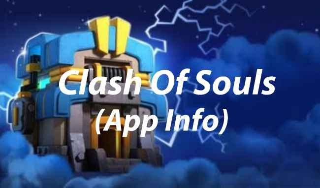 تحميل Clash Of Souls اخر اصدار [مهكرة + APK] للاندرويد