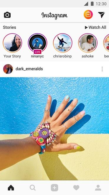تنزيل انستقرام Instagram 156.0.0.4.109 اندرويد