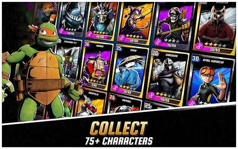 تحميل لعبة Ninja Turtles: Legends لـ اندرويد [مهكرة + APK]