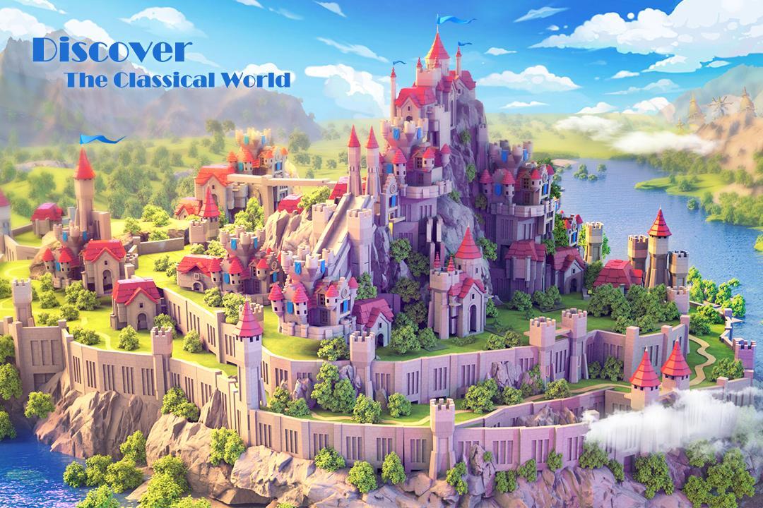 لعبة rise of kingdoms مهكرة اخر اصدار 2020