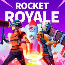 تحميل Rocket Royale 1.9.6 [مهكرة + APK] اخر اصدار للاندرويد