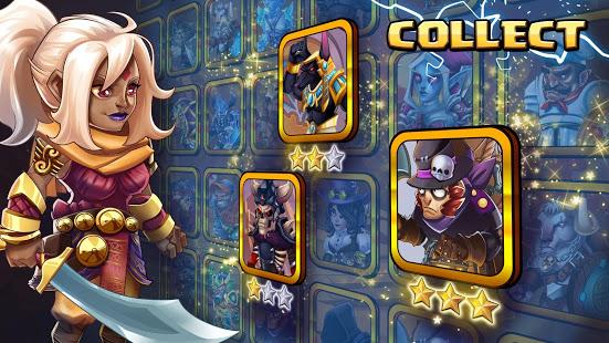 تحميل Tiny Gladiators 2: Heroes Duels 2.2.0 [مهكرة] لـ اندرويد