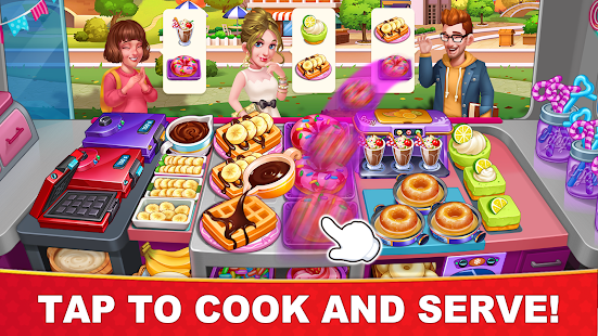 تحميل Cooking Hot لـ اندرويد [مهكرة + APK]