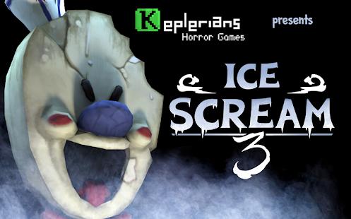 تحميل ice scream 3 آخر إصدار [مهكرة] للاندرويد