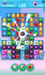 تحميل Candy Crush Soda Saga 1.169.3  مهكرة لـ اندرويد