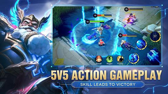 تحميل Mobile Legends: Bang Bang 1.4.60 [مهكرة] لـ اندرويد