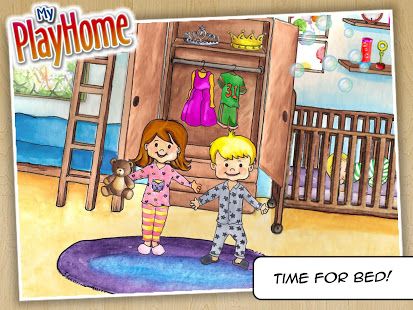 My PlayHome : Play Home Doll House تحميل [اخر اصدار] للاندرويد