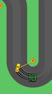 تحميل Sling Drift [مهكرة + APK] لـ اندرويد