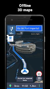 تحميل GPS Navigation & Maps Sygic 18.5.3 للأندرويد مجاناً