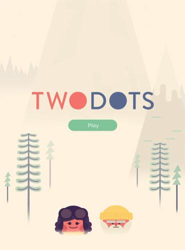 تحميل لعبة Two Dots مهكرة للاندرويد