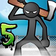 تحميل Anger of Stick 5 [مهكرة] للاندرويد