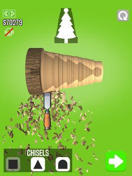 تحميل لعبه الخشب Woodturning مهكرة  لـ Android