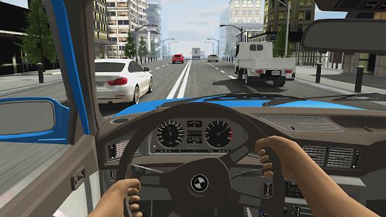تحميل Racing in Car 2 آخر إصدار [مهكرة] للاندرويد