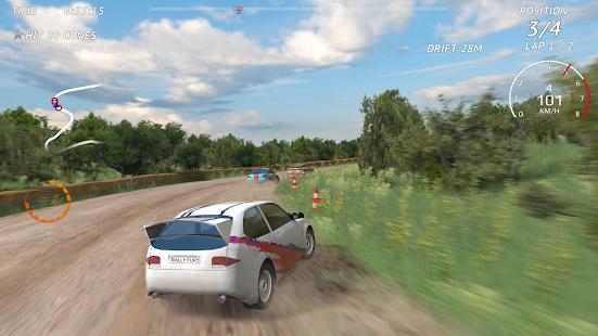 تحميل Rally Fury آخر إصدار 1.63 [مهكرة] للاندرويد