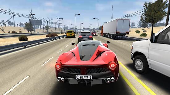 Traffic Tour 1.5.0 – سباق السيارات عبر الإنترنت على APK + Mod لـ اندرويد