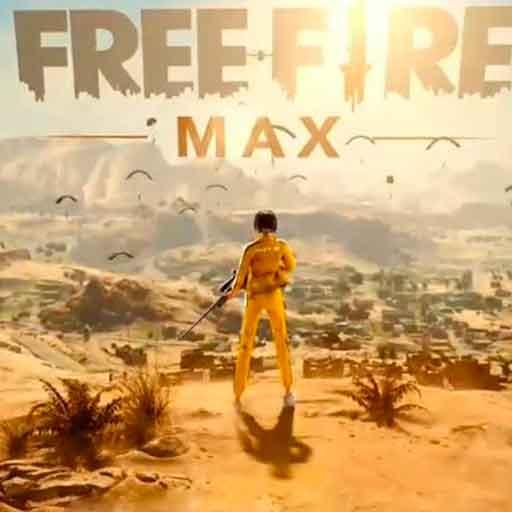 تحميل Free Fire MAX فري فاير مهكرة للاندرويد