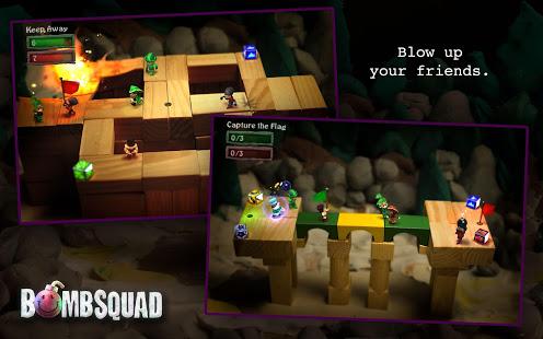تحميل BombSquad 1.4.153 آخر إصدار [مهكرة] للاندرويد