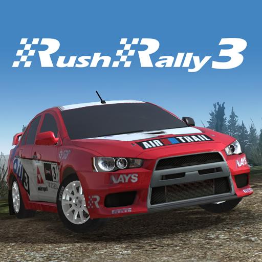 Rush Rally 3 [Mod money]