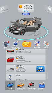 تحميل Idle Car – [مهكرة] لـ اندرويد