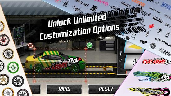 تحميل Drag Racing 1.8.10 مهكرة آخر اصدار