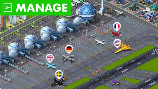 تحميل Airport City: Airline Tycoon 7.18.18 مهكرة لـ اندرويد