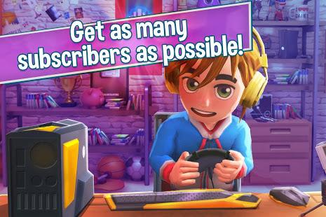 تحميل Youtubers Life – Gaming 1.5.10  لـ اندرويد