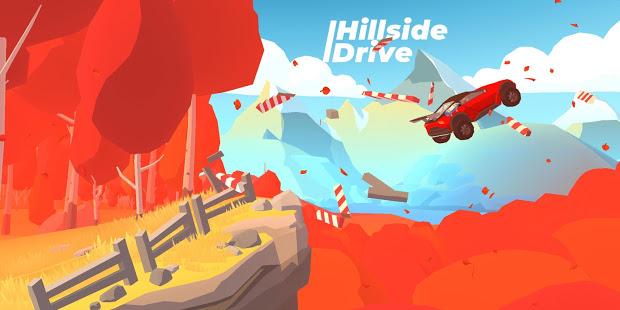 تحميل Hillside Drive Racing – [مهكرة] لـ اندرويد