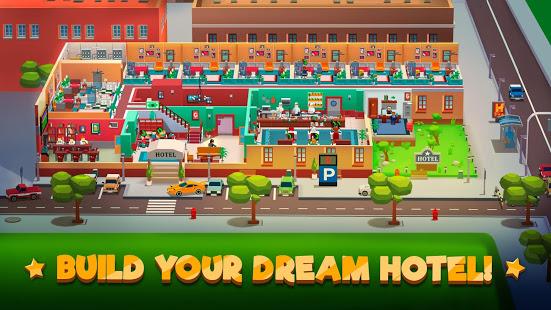 تحميل Hotel Empire Tycoon مهكرة لـ اندرويد
