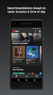 تحميل تطبيق 3.69.52 YouTube Music لـ اندرويد